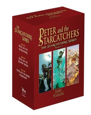 Peter and the Starcatchers Set by Dave Barry