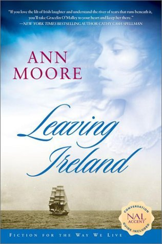 Leaving Ireland by Ann Moore