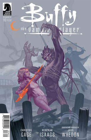 Buffy the Vampire Slayer: Old Demons, Part 1 (Season 10, #16)