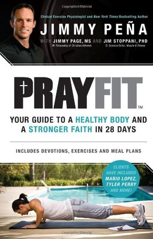 Prayfit by Jimmy Peña