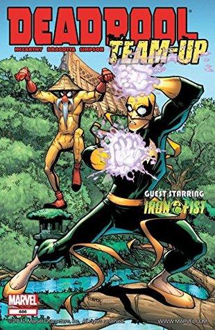 Deadpool Team-Up #886