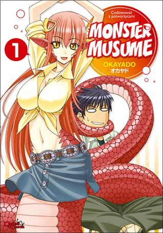 Monster Musume. Tom 1 (Monster Musume, #1)