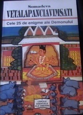Vetalapanciavimsati - Cele 25 de enigme ale demonului