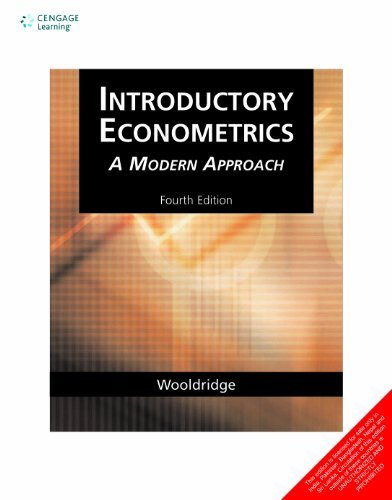 Introductory Econometrics: A Modern Approach (With CD): 4th Edition (Old Edition)