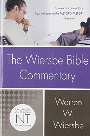 Wiersbe Bible Commentary NT