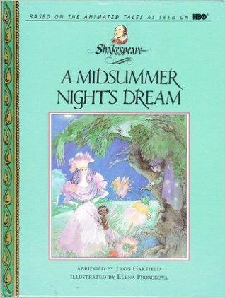 A Midsummer's Night Dream (Shakespeare Stories)