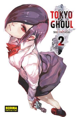 Tokyo Ghoul, Volumen 2 by Sui Ishida