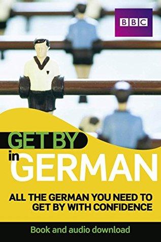 Get By in German eBook plus audio download