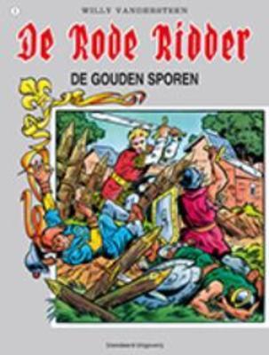 De gouden sporen(De Rode Ridder 2)