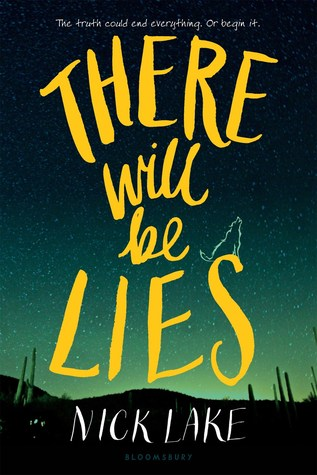 Ebook There Will Be Lies by Nick Lake DOC!