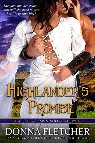 Highlander's Promise (Cree & Dawn Short Stories Book 2)