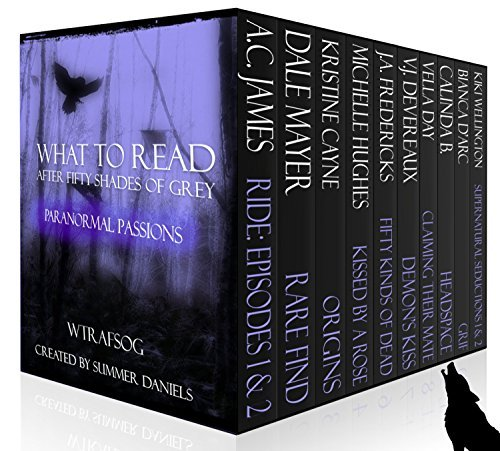 What to Read After Fifty Shades of Grey: Paranormal Passions