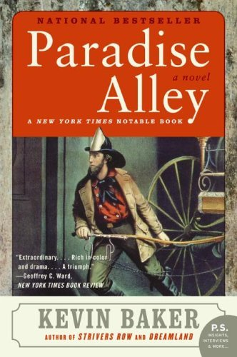 Paradise Alley (City of Fire #2)