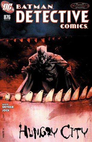 Detective Comics (1937-) #876 (Detective Comics (1937-2011))