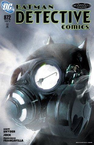 Detective Comics (1937-) #872 (Detective Comics (1937-2011))