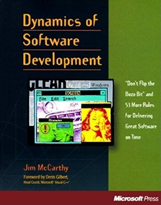 Dynamics of Software Development