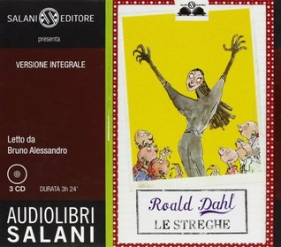 Le streghe. Ediz. integrale. Audiolibro. 3 CD Audio