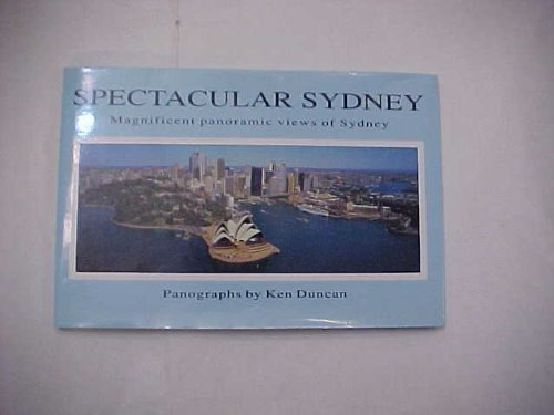 Spectacular Sydney: Magnificent Panoramic Views Of Sydney