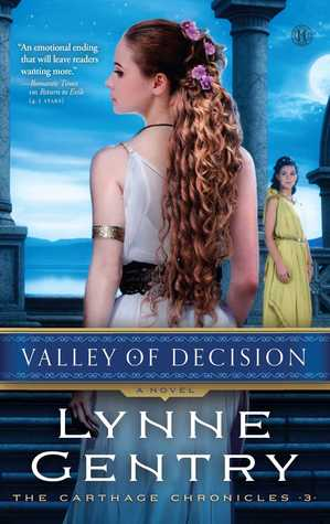 Valley of Decision (The Carthage Chronicles, #3)