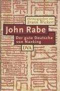 Der Gute Deutsche Von Nanking by John Rabe