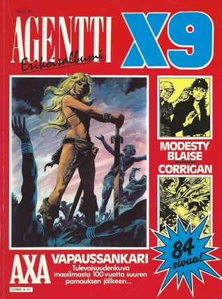 Agentti X9 - Erikoisjulkaisu, #1