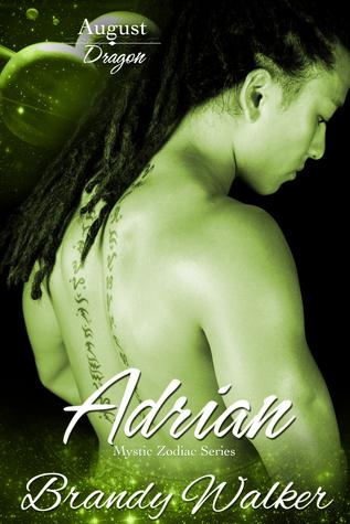 Adrian: August (Mystic Zodiac, #8)