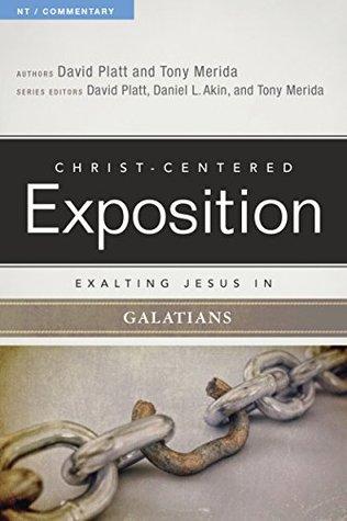 Exalting Jesus in Galatians(Christ-Centered Exposition) (ePUB)