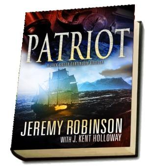 Patriot (Jack Sigler: Continuum #2)