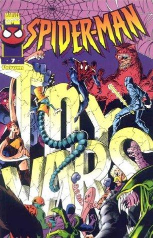 Spiderman, tomo 7: Toy Wars (Nuevo Spiderman, #7)