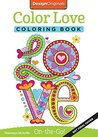 Color Love Coloring Book Perfectly Portable Pages
