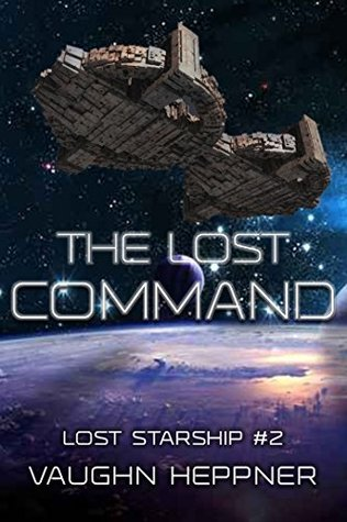 The Lost Command by Vaughn Heppner