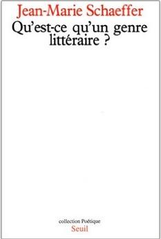 Qu'est-ce qu'un genre litteraire?