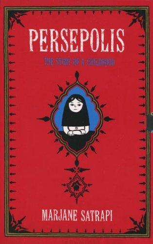 Persepolis Box Set