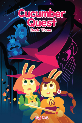 Image result for cucumber quest vol 3 book cover