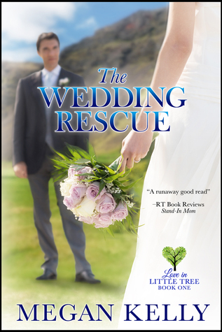 The Wedding Rescue by Megan Kelly