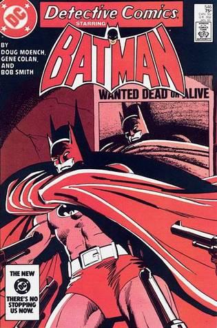 Detective Comics (1937-2011) #546