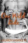 One Wild Ride (Three Little Words, #1.5)