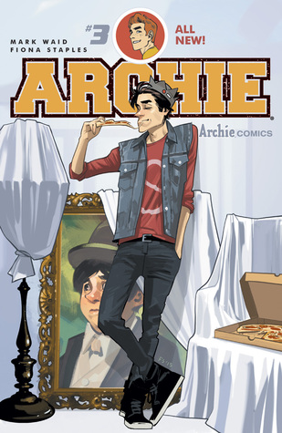Archie (2015-)  #3 by Mark Waid
