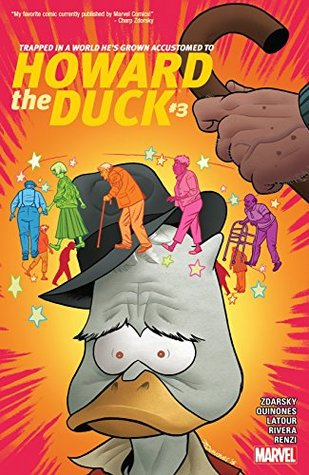 Howard The Duck (2015) #3