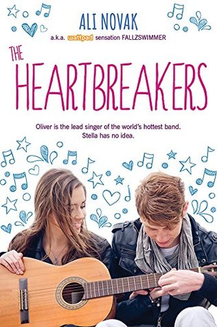 The Heartbreakers (The Heartbreakers Chronicles #1)