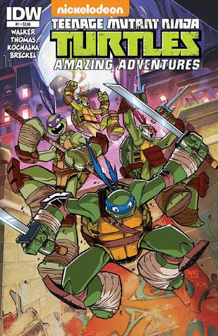 Teenage Mutant Ninja Turtles: Amazing Adventures #1