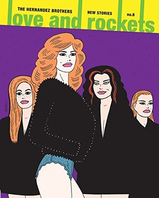 Love And Rockets: New Stories #8