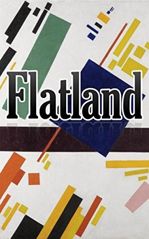 Flatland (+Audiobook): With a Collection of Recommend Books