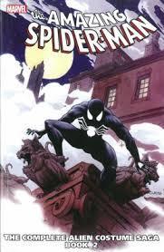 Spider-Man: The Complete Alien Costume Saga, Book 2