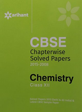 CBSE Chapterwise Questions-Answers: Chemistry