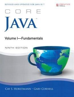 Core Java Volume I--Fundamentals 9th Edition PB