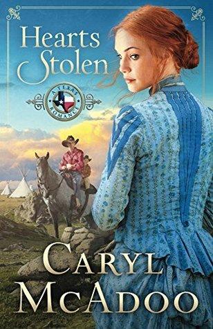 Hearts Stolen (Texas Romance #2)