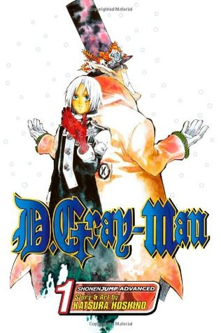 D.Gray-man, Vol. 01: Opening