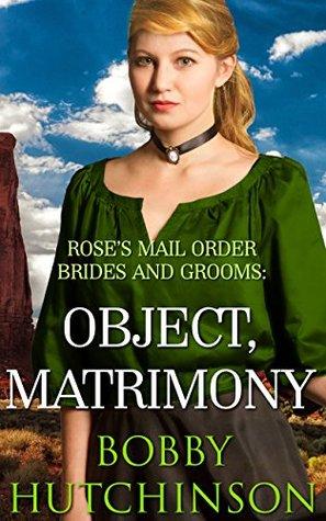 Object, Matrimony