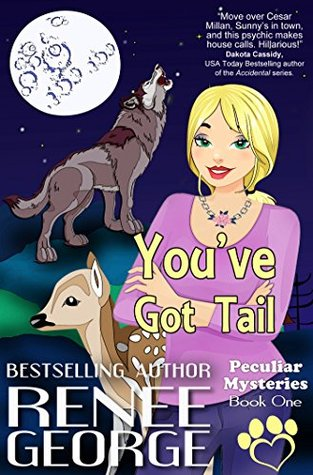 You've Got Tail (Peculiar Mysteries, #1)